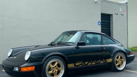 1990 Porsche 911 Carrera 2dr Coupe 2