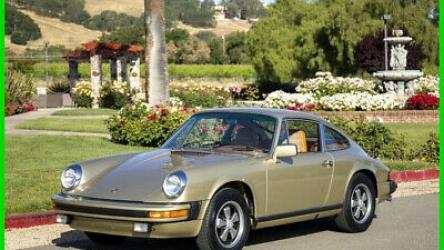 1977 Porsche 911 911S Coupe