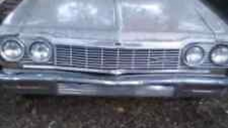 1964 Chevrolet Impala original