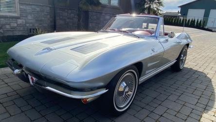 1963 Chevrolet Corvette Fuel injected