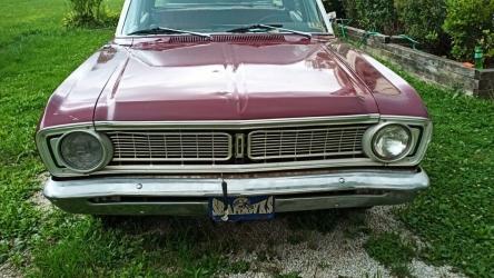 1968 Ford Falcon