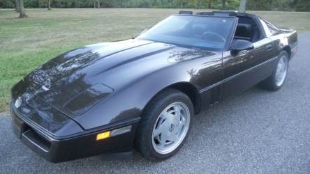 1989 Chevrolet Corvette Low Miles *NO RESERVE*