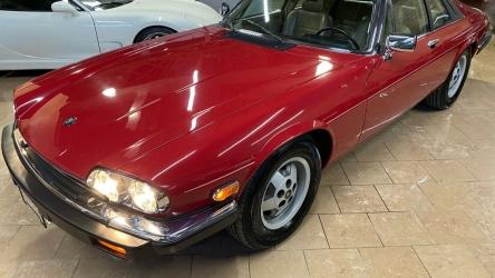 1988 Jaguar XJS XJS 2dr Coupe