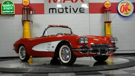 1961 Chevrolet Corvette Convt.