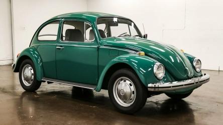 1969 Volkswagen Beetle – Classic