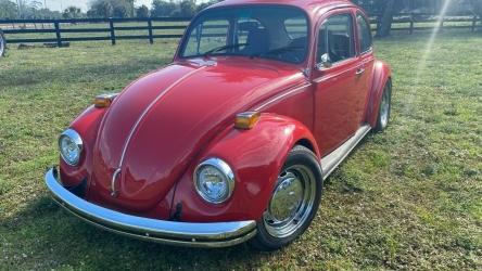 1970 Volkswagen Beetle – Classic