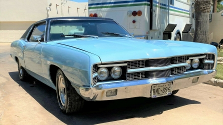 1969 Ford Galaxie Coupe