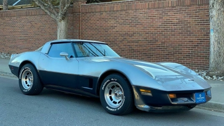 1981 Chevrolet Corvette Coupe Extremely Clean, 55k Miles, Number Matching
