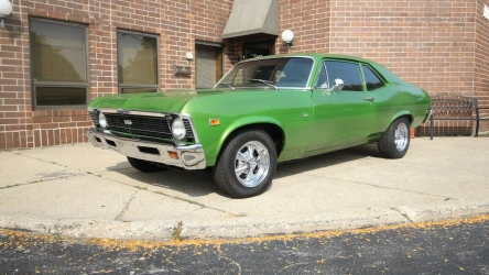 1969 Chevrolet Nova – 396 4spd