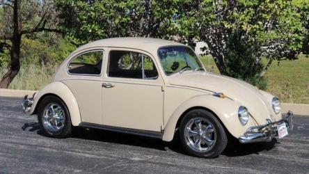 1967 Volkswagen Beetle – Classic