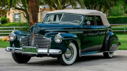 1941 Buick Roadmaster