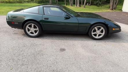 1994 Chevrolet Corvette Removable roof panel