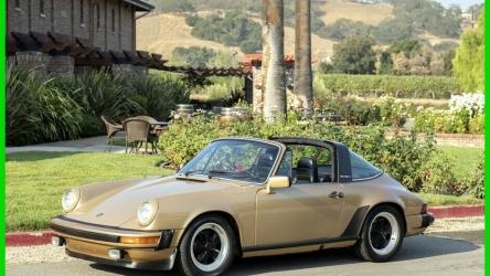 1979 Porsche 911 1979 Porsche 911SC Targa