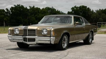 1972 Pontiac Grand Prix *SJ Clone*