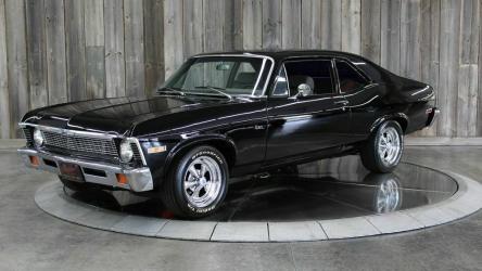 1972 Chevrolet Nova Restored 350 V8 Great Weekend Toy
