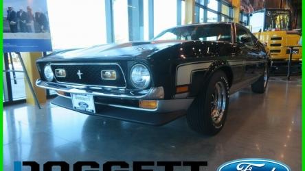 1971 Ford Mustang 1971 Mustang Boss 351