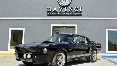 1968 Ford Mustang GT 500 (Eleanor)