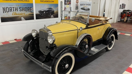 1931 Ford Model A Convertible – SEE VIDEO –