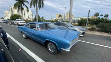 1966 Chevrolet Impala Two door sport coupe