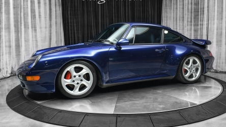 1996 Porsche 911 Turbo Full 500HP Andial Build! Extremely Well Main
