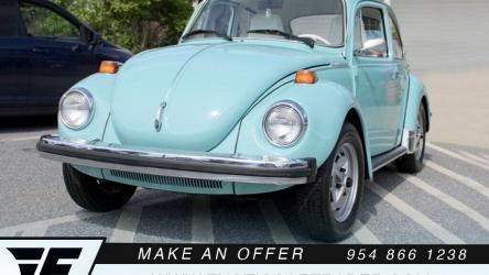 1974 Volkswagen Beetle – Classic Super Beetle